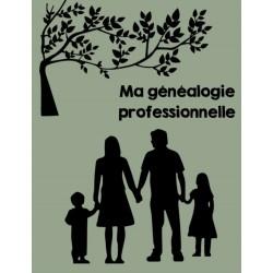 Ma généalogie professionnelle - COSP / Comm. orale