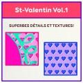 St-Valentin - Pages Couvertures