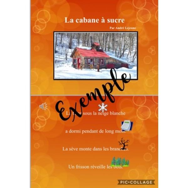 Allons à la cabane- André Lejeune chanson