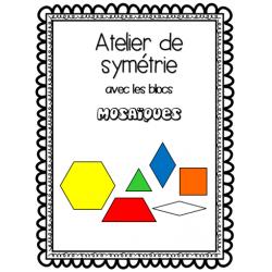Atelier de mathématique (symétrie)
