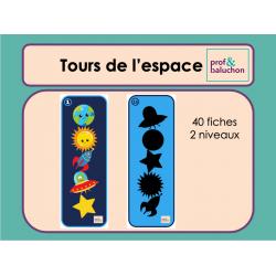 Les tours de l'espace