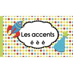 Les accents (vidéo)