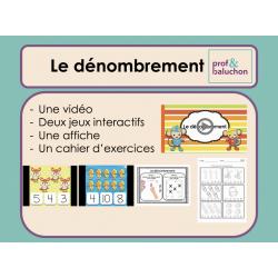 Le dénombrement (vidéo, jeux interactifs et +)