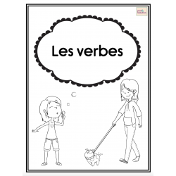 Les verbes (cahier d'exercices)