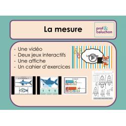 La mesure non conventionnelle (vidéo et +)