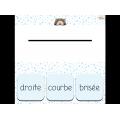 Ligne droite, courbe et brisée (jeu interactif)