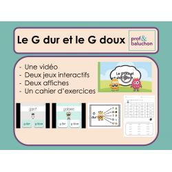 G dur et G doux (vidéo, jeux interactifs et +)