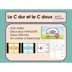 C dur et C doux (vidéo, jeux interactifs et +)