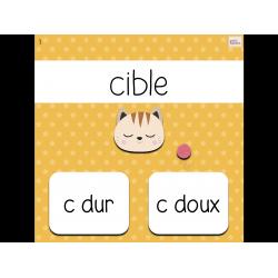 C dur et C doux (jeu interactif)