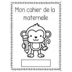 Cahier gratuit maternelle 4 ans