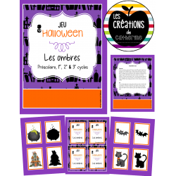 Halloween - Les ombres