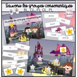 Sauvons les groupes consonantiques