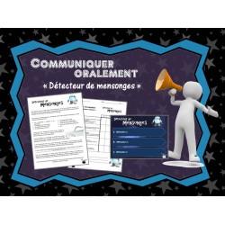 Communiquer : Détecteur de mensonges