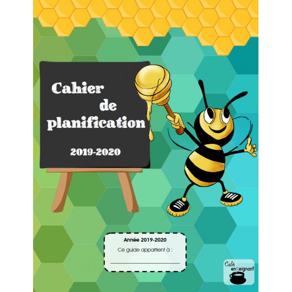 Guide planificateur 2019-2020 (5 périodes)