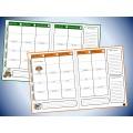Guide planificateur 2020-2021 (5 pér.) (Abeilles)