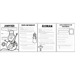 carnet de lecture janvier - roman + documentaire