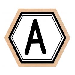 lettres pour fabriquer banderoles