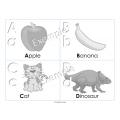 """""""Alphabet en images"""" 2 ateliers anglais"""