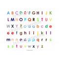 """""""Alphabet en images"""" L'ensemble anglais"""