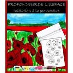 Profondeur de l'espace, initiation perspective