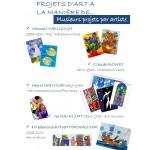 PEINTURE MODERNE-Projets d'art pour enfants