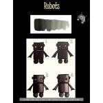 Robots dans l'espace-Arts Plastiques
