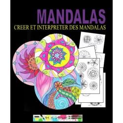 Dessiner et colorier des MANDALAS
