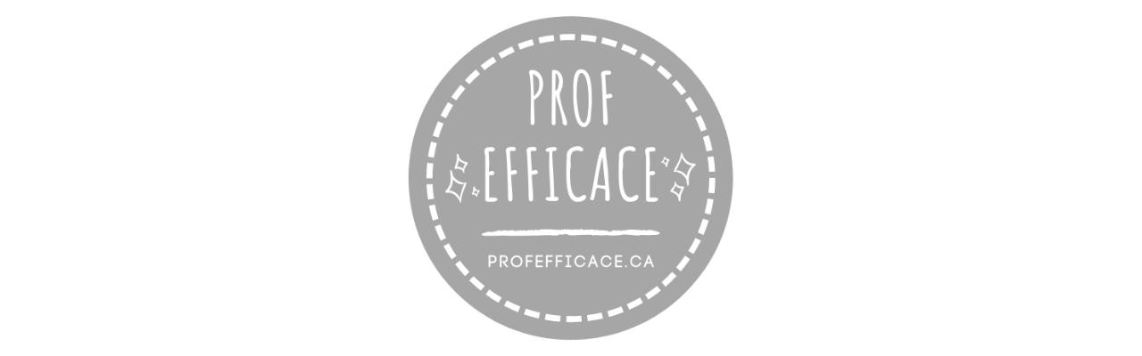 Prof efficace