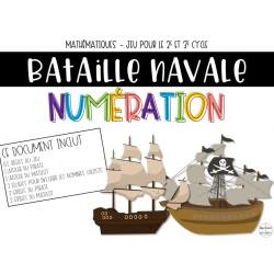 Bataille navale numération