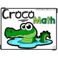 Croco Math - Activité de comparaison des nombres