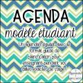 Agenda pour futurs enseignants