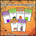 La course orthographique - Halloween
