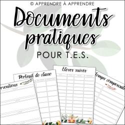 Documents pratiques pour T.E.S. 2019-2020