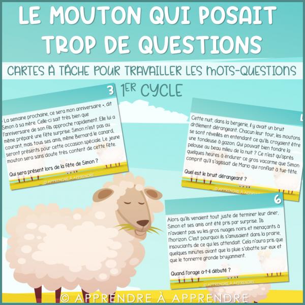 Le mouton qui posait trop de questions