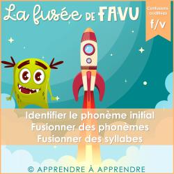 La fusée de Favu