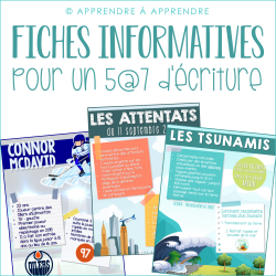 Fiches informatives