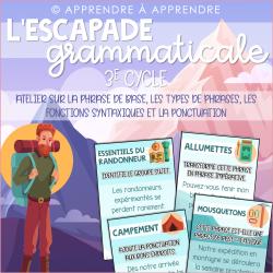 L'escapade grammaticale