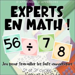 Experts en math