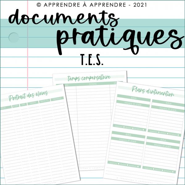 Documents pratiques 2021-2022 / TES