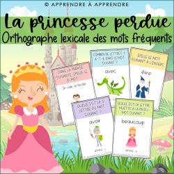 La princesse perdue