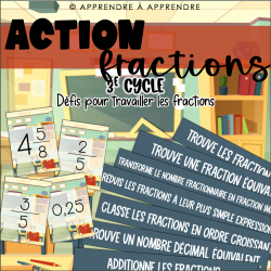 Action fractions