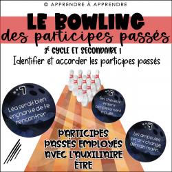 Le bowling des participes passés