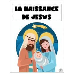 La naissance de Jésus - Noël (évaluation)