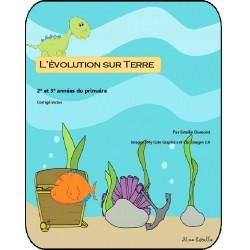 L'évolution sur Terre