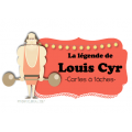 Cartes à tâches - Louis Cyr