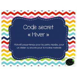 Lecture: Code secret Hiver