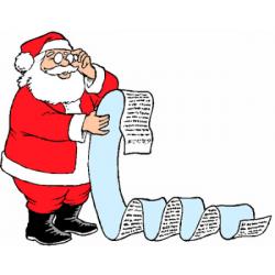 Noël - Fautes à repérer