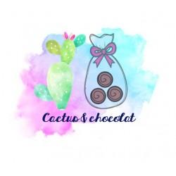 Cactus et chocolat