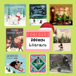 Réseau littéraire de Noël