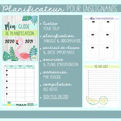 Guide de planification Aloha -Enseignant